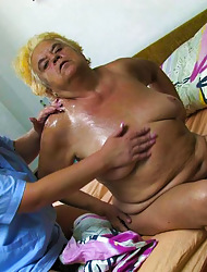 Granny of a female lesbian the fate of